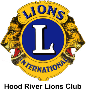 Hood River Lions Club Supports Hood River County Education Foundation